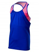 TYR Girls' Conquest Ava 2 in 1 Tank