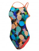 TYR Girl's Panama Valleyfit Swimsuit