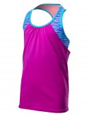 TYR Girls' Sunray Ava 2 in 1 Tank