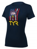 USA Water Polo Women's 2018 Graphic Tee