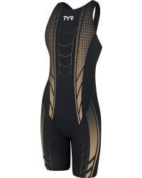 Women's AP12 Credere Compression Open Back Swimsuits