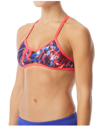 TYR Women's Penello Pacific Tieback Top