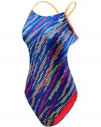 TYR Girl's Sassari Cutoutfit Swimsuit