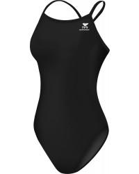 Girls' Durafast Elite Solid Diamondfit Swimsuit