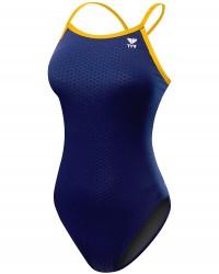 TYR Girl's Hexa Diamondfit Swimsuit