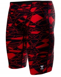 TYR Men's Mantova Jammer Swimsuit