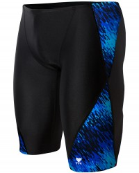 TYR Men's Perseus Jammer Swimsuit- Blue