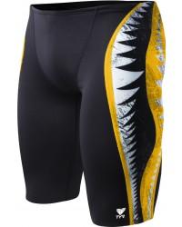 Men's Shark Bite Jammer Swimsuit