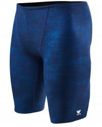 TYR Boys' Sandblasted Jammer Swimsuit
