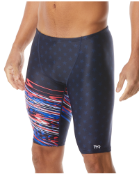 TYR Men's Victorious Jammer Swimsuit - Swimming Gifts