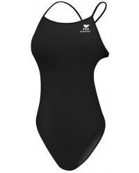 Girls' Durafast Elite Solid Thin-X Fit Swimsuit