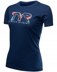 TYR Women's 'Loosen Up' Graphic Tee