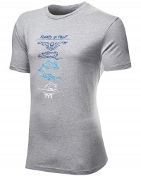 TYR Men's 'Going Places' Graphic Tee