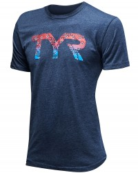 "TYR Men's ""TYR Veteran"" Graphic Tee"