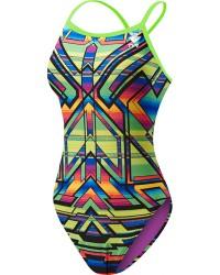 Women's Sarape Crosscutfit Swimsuit