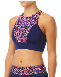 Active Gifts for Her - TYR Women's Amira Top Carnivale