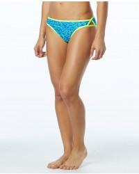 TYR Women's Kaya Bikini Bottom-Napa