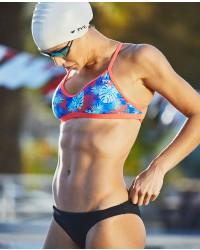 Shop The Look - Tortuga Crosscut Tieback Top & Solid Mini Bikini Bottom