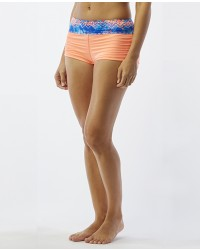 Women's Della Boyshort- Emerald Lake