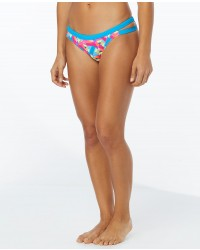 TYR Pink Women's Le Reve Cove Mini Bikini Bottom