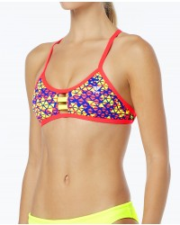 TYR Women's Modena Pacific Tieback Top