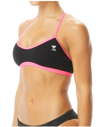 TYR Women's Solid Trinity Top