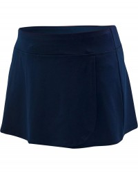 TYR Women's Solid Swim Skort Plus