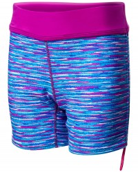 TYR Girls' Sunray Della Boyshort - Multi