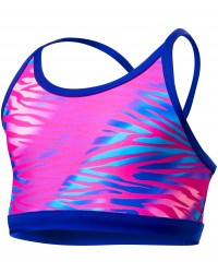 TYR Girls' Dreamland Trinity Top - Pink/Multi