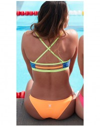 Shop The Look - Vitality Trinity Top & Solid Micro Bikini Bottom