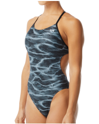 TYR Women's Lambent Cutoutfit Swimsuit
