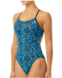 TYR Women's Burano Cutoutfit Swimsuit