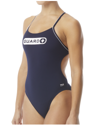 TYR Guard Women's Cutoutfit Swimsuit