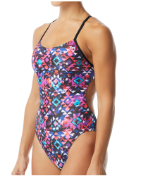 TYR Women's Meso Cutoutfit Swimsuit