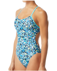 TYR Women's Fragment Cutoutfit Swimsuit