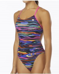TYR Women's Fresno Cutoutfit Swimsuit
