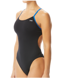 TYR Women's Hexa Cutoutfit Swimsuit