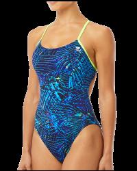 TYR Women's Kauai Cutoutfit Swimsuit