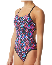 TYR Women's Meso Mojave Cutoutfit Swimsuit