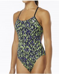 TYR Women's Rasguno Cutoutfit Swimsuit