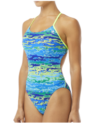TYR Women's Serenity Cutoutfit Swimsuit