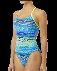 TYR Women's Serenity Cutoutfit Swimsuit