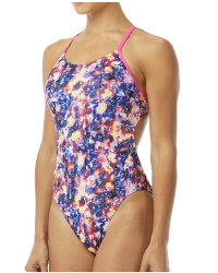 TYR Women's Stellar Cutoutfit Swimsuit