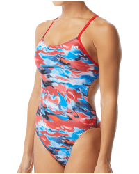 TYR Women's Synthesis Mojave Cutoutfit Swimsuit