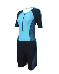 TYR Women's Sublitech ST 1.0 Custom Tri Speedsuit