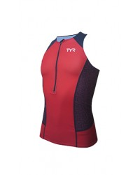 TYR Men's Sublitech ST 1.0 Custom Tri Tank