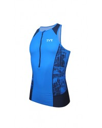TYR Men's Sublitech ST 3.0 Custom Tri Tank
