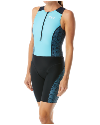 TYR Women's Sublitech ST 1.0 Custom Trisuit - Assorted