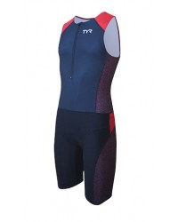 TYR Men's Sublitech ST 1.0 Custom Trisuit