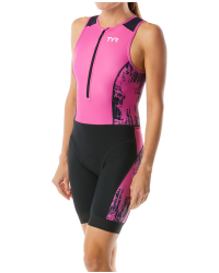 TYR Women's Sublitech ST 3.0 Custom Trisuit - Assorted